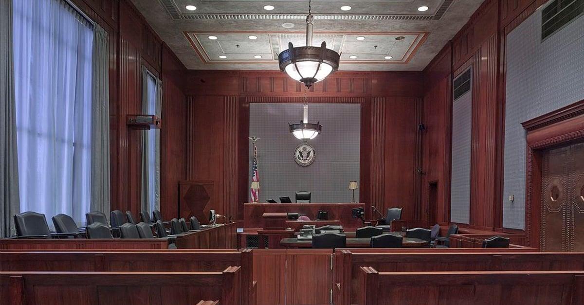 U.S. Courtroom