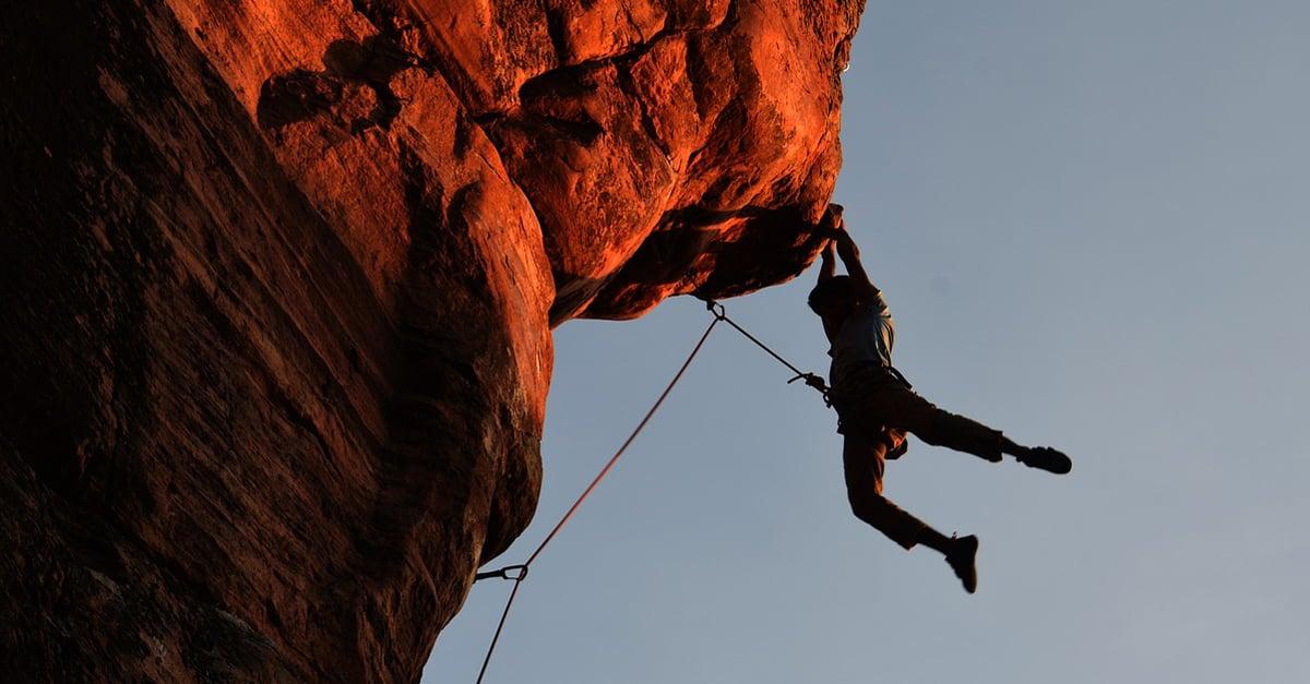 rock climber risk