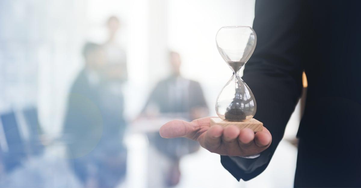 wage and hourglass